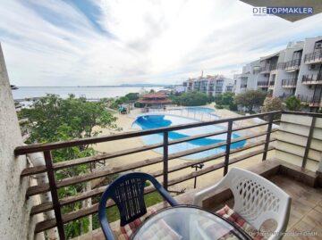 Wohnen in direkter Nähe vom Yachthafen!, 8256 Sweti Wlas (Bulgarien), Etagenwohnung